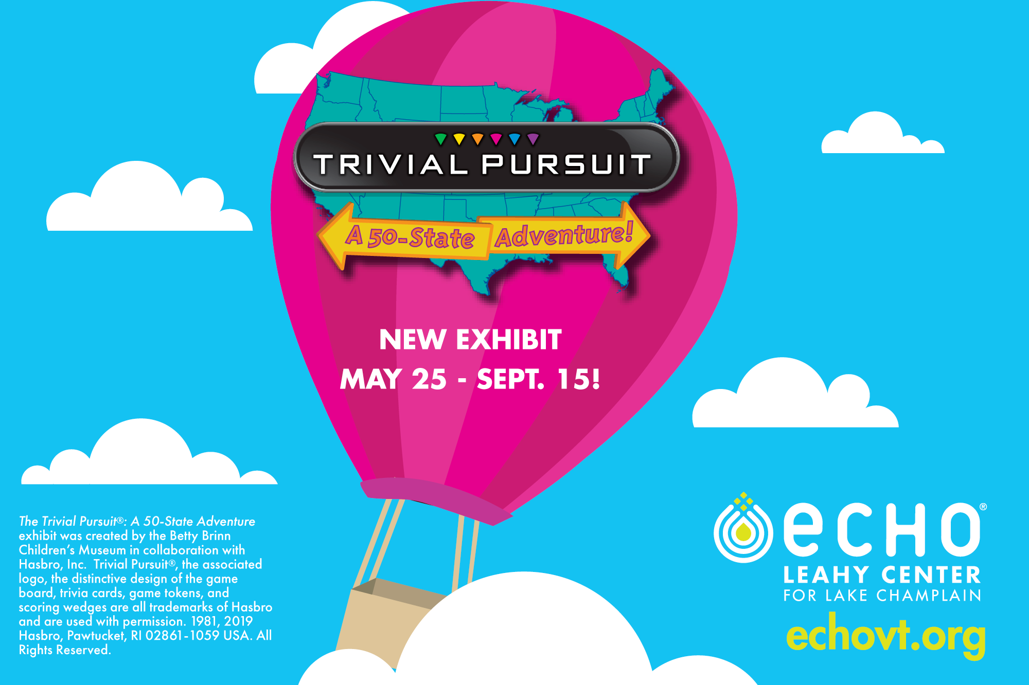 Trivial Pursuit Exhibit