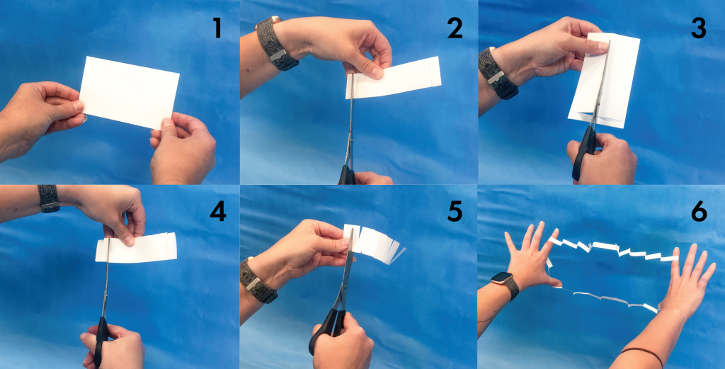 6 steps to test surface area