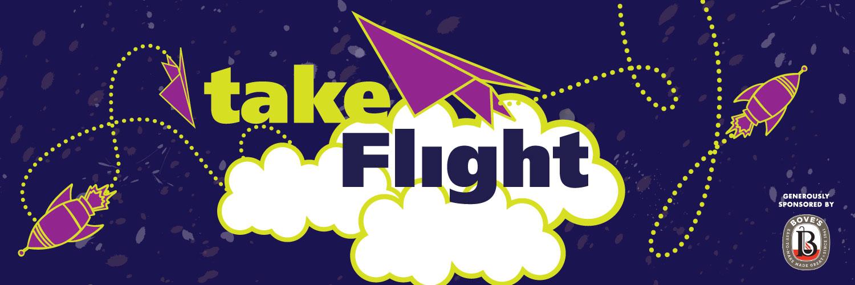Take Flight graphics