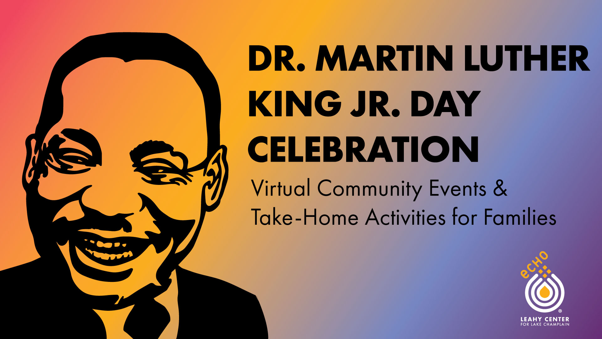 Martin Luther King Jr Day Celebration Art Project