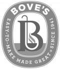Bove's-Logo-bw